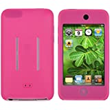 ChannelExpert Silicona Funda Carcasa Cover para iPod Touch 1 2 3G Gen, Fucsia color