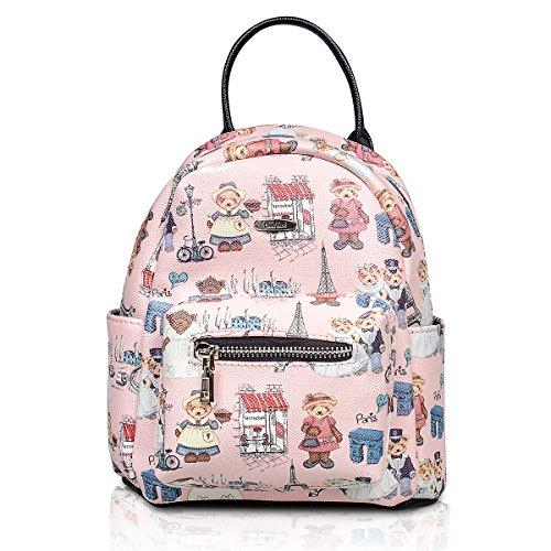 Fency ,  Damen Rucksackhandtaschen (Gym Yankee Bag)