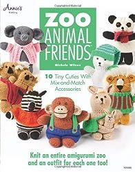 Zoo Animal Friends (Annie's Knitting)