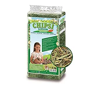 Chipsi Sunshine Meadow Hay for Rodents (1 Kg)