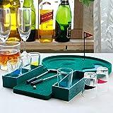 Wahou 30-C2-042 Jeu à boire Golf Drinking game