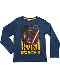 Star Wars Kollektion 2017 Langarmshirt 104 110 116 122 128 134 140 146 Shirt Jungen Neu Pullover Kylo Ren