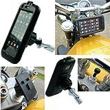 Aprilia RSV Mille 1000 wasserdicht Samsung Galaxy S2 i9100 Motorrad Halterung 13-14mm (SKU 14003)