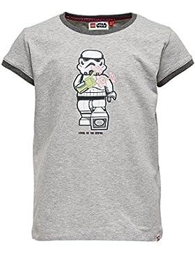 Lego Wear Mädchen T-Shirt Lego Girl Star Wars Tamara 953 - T-shirt