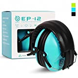Best Hearing Protections - EAREST Noise Reduction Safety Ear muffs,NRR 20dB Professional Review
