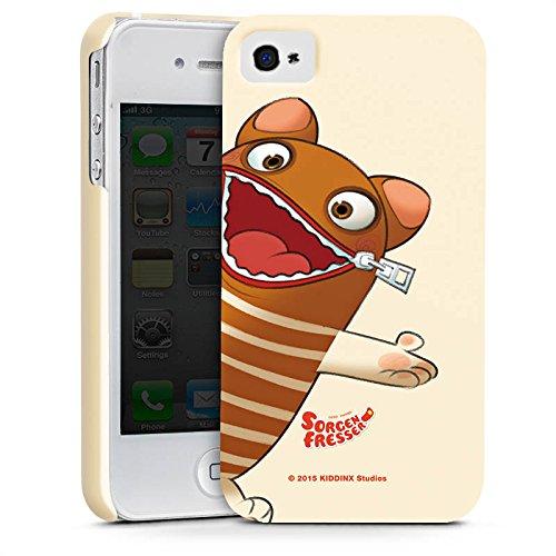Apple iPhone X Silikon Hülle Case Schutzhülle Sorgenfresser Enno Fanartikel Merchandise Premium Case glänzend