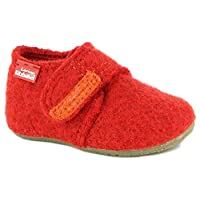 Living Kitzbühel Unisex 1609-Velcro Uni Walking Baby Shoes
