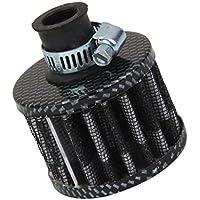 12mm Filtro Entrada de Aire Frío Cárter De Ventilación Turbo para Motor de ...