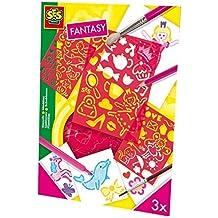 SES Creative - Plantillas fantasía, multicolor (00353)