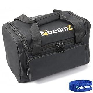 beamz AC-126 Protective Portable Lighting Soft Case Equipment Mobile DJ Disco