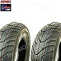 SET: KENDA -K413 Roller Reifen vorn 120/70-12 und hinten 130/70-12 für Peugeot Speedfight 1 2 3 AC LC ( M-1285-1287 )