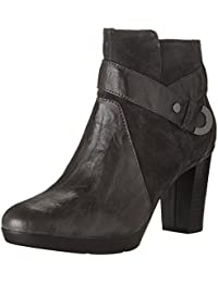 Geox D Inspiration Plateau a, Botas para Mujer