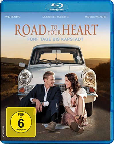 Road to your Heart - Fünf Tage bis Kapstadt (Blu-ray)