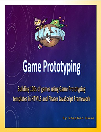 Media Sciences Phaser (Phaser Game Prototyping: Building 100s of games using Game Prototyping templates in HTML5 and Phaser JavaScript Framework (English Edition))