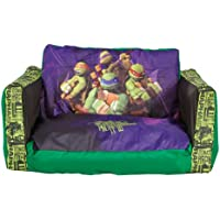 Worlds Apart 286TUT01E - Ninja Turtles aufblas-/ ausklappbares Kindersofa preisvergleich bei kinderzimmerdekopreise.eu