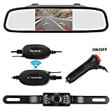 Best Backup Cameras - LeeKooLuu Wireless Backup Camera and Mirror Monitor Kit Review
