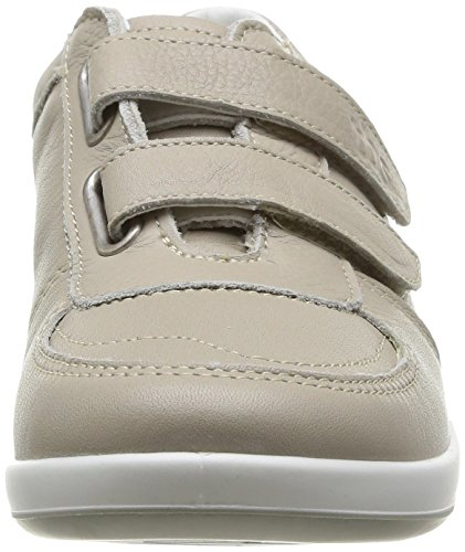 TBS Accroc, Baskets mode femme Beige (Taupe)