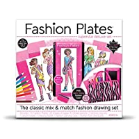 Kahootz Fashion Plates Superstar Deluxe Kit
