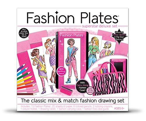 Kahootz Fashion Teller Super Star Deluxe-Kit Deluxe Kit