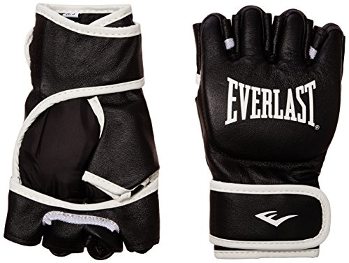 Everlast 7760 - Guantilla MMA, color negro