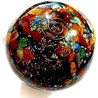 Heilung Kristalle Indien 40–50mm natur Edelstein Kugel Aura Balancing metaphysisch (Sieben Chakra) preisvergleich bei billige-tabletten.eu