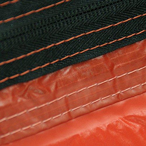 10T Silicone Biker – 2-Personen Touren-Geodät-Zelt mit großer Apsis silikonisiert Alu-Gestänge Packmaß ø18×45 WS=5000mm - 24