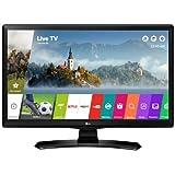 """LG 28MT49S-PZ 27.5"""" HD Smart TV Wi-Fi Black LED TV - LED TVs (69.8 cm (27.5""""), HD, 1366 x 768 pixels, LED, 250 cd/m², 8 ms)"""