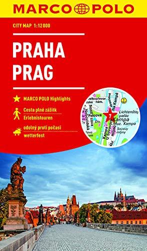MARCO POLO Cityplan Prag 1:12 000 (MARCO POLO Citypläne)