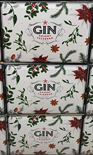 Gin Advent Calendar 2018 Edition