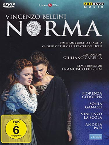 Vincenzo Bellini - Norma [2 DVDs] - Ca 3000