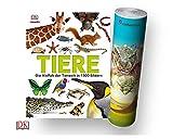 Tiere: Die Vielfalt der Tierwelt in 1.500 Bildern + 1x Dino-Poster