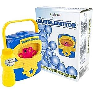 Hoopla Toys HT-10003 - Batidora de Burbujas