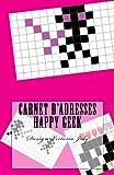 Telecharger Livres Carnet d adresses Happy Geek Adresse Telephone E mail Anniversaire Site Web Log in Mot de passe Geek 7 (PDF,EPUB,MOBI) gratuits en Francaise