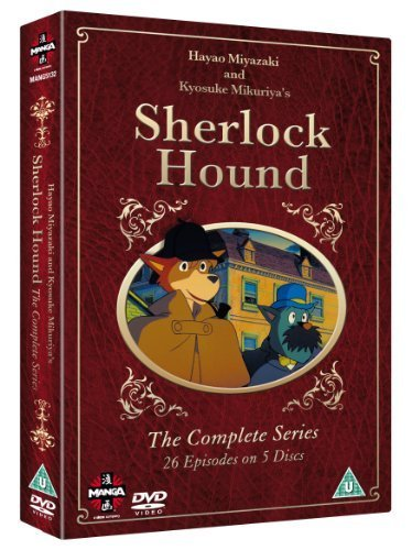 The Complete Series (5 DVDs)