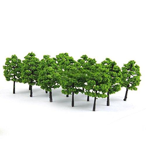 Quanjucheer 20alberi modello Mini verde Succlent Plant pot Decor