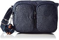 Kipling Womens Patti Cross-Body Bag Multicolour (Dot Dot Dot Emb)