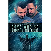 Boys Who Go Bump in the Night (Mad About the Brit Boys Book 2) (English Edition)