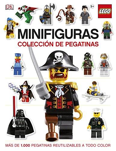 Minifiguras LEGO: colección de pegatinas