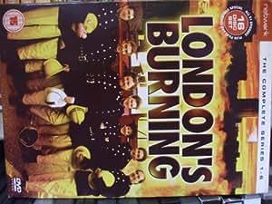 London's Burning Series 1-6
