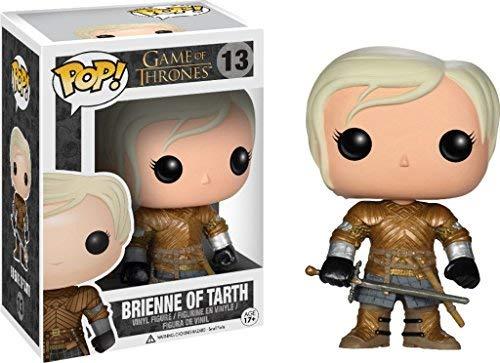 Game Of Thrones Juego de Tronos Figura Vinilo Brienne of Tarth 13 Figura de colección Standard