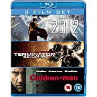 2012/Terminator Salvation/Children Of Men