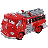Tomica Disney Pixar Cars Red Fire Engine C-07