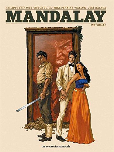 MANDALAY - INTEGRALE par Collectif