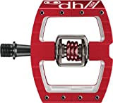 Crank Brothers Mallet DH Race Pedal, Red, 14713