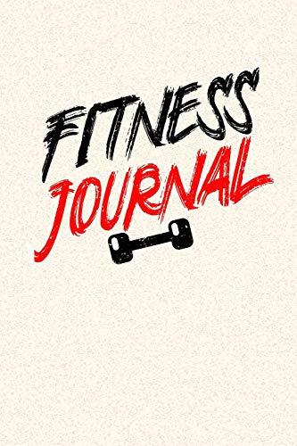 Fitness Journal: Workout Lined Notebook V3 por Dartan Creations