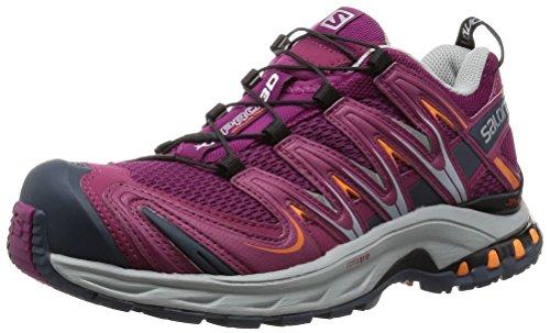 SalomonXA Pro 3D - Zapatillas de Running para Asfalto Mujer , color Morado, talla 38