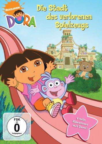 Dora - Die Stadt des verlorenen Spielzeugs (Spielzeug Steve)