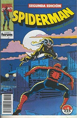 Spiderman volumen 1 segunda edicion numero 08