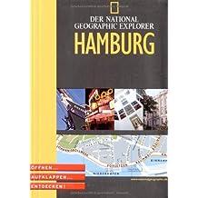 National Geographic Explorer - Hamburg. Öffnen, aufklappen, entdecken