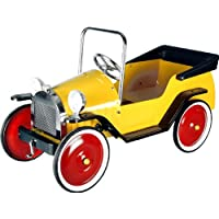 Image Is Loading Vine Pedal Car Antique Fire Truck Clic Toy